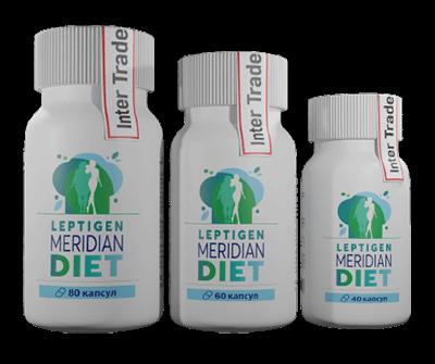 leptigen meridian diet от ожирения