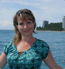 Ольга Гаврилова 37 лет г. Новороссийск