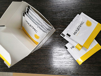 мицеликс оригинальная упаковка
